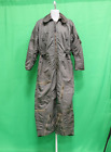 USAF US Air Force Men's Flying Coverall CWU-1/P Hooded Flight Suit Large Regular