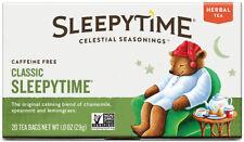 Sleepytime Tea by Celestial Seasonings, 20 1 Box