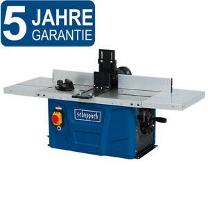 Scheppach HF50 Woodster Tischfräsmaschine hf50, 230 V, 1500 W Fräse