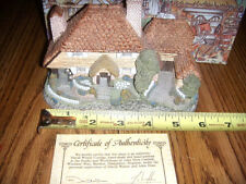 -David Winters Cottage Kent Cottage Mint In The Box W/ Coa