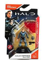 Mega Construx Halo Heroes Series 4 Dare (Oni) , mega bloks .