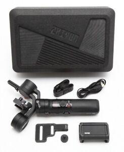Very Clean Zhiyun-Tech CRANE-M2 3-Axis Handheld Gimbal Stabilizer #33379