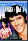 CHANGE OF HABIT New Sealed DVD Elvis Presley