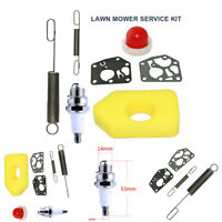 7pcs Service Kit Replacement For Classic and Sprint Engines Lawn Mower 698369