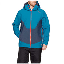 O'Neill Galaxy III Tech Jacket Lyons Blue - Mens Coat Winter Ski Snow XL X-Large