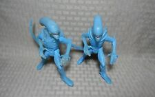 Kenner Aliens Lot Action Figures Blue Warrior Alien x2 Hive Army