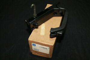 87 88 89 Cadillac Allante Convertible Soft Top Latch Hook Handle Assembly LH NOS