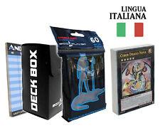 Deck Cyber Drago di Zane Truesdale SDCR • Mazzo Italiano YUGIOH + Accessori