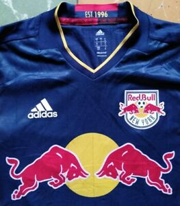 New York Red Bulls jersey shirt soccer 2016 MLS season adizero
