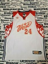 NBA Kobe Bryant Basketball Jersey Size 52 RARE All Star Las Vegas 2007 Lakers