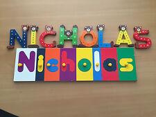 Nicholas Name Sign