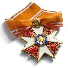Grand Cross Rare & Early Prussian Order Of The Red Eagle WW1 German Repro,.