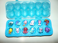 Hatchimals collEGGtibles Lot of 12 - FURRY -  Limited Editions Extra RARE ULTRA