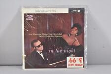 George Shearing Quintet With Dakota Staton Jazz EP Capitol Records Mono N Mint-