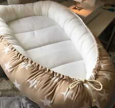 Baby Nest Babynest Sleeper Co Pod Newborn Snuggle Crib Bed Toddler Cot Beige Bed