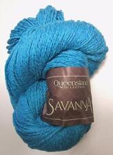 Savanna Turquoise 14 Silk Linen 100 Grams 8 Ply Queensland Yarn