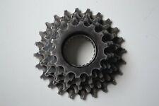 Vintage 6 Speed Normandy Freewheel 14-15-17-19-21-24T Screw On English Threaded