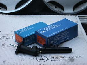 MERCEDES W123 ORIGINAL NEU  A T E  KUPPLUNGSGEBER und NEHMERZYLINDER
