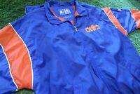 Vintage 90s Cleveland Cavaliers Windbreaker Jacket NBA Basketball Starter Blue L