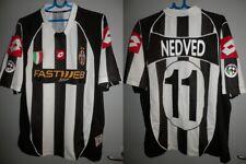 Shirt Juventus Maglia 2002-2003 Nedved Czech Jersey Italia Calcio Lazio Italy