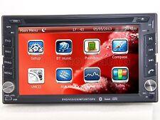 Indash Radio GPS Navigation Car Stereo DVD Player For Hyundai Tiburon 2001-2011