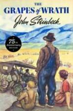 The Grapes of Wrath by John Steinbeck (2014, Hardcover, Anniversary)