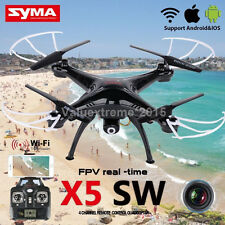 Syma X5SW-1 FPV Quadcopter w/ Wifi Camera Real Time Upgraded RC Drones