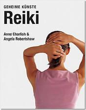 Secrets of Reiki,Robertshaw, Angela, Charlish, Anne,Excellent Book mon0000093818
