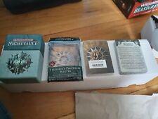 Thundriks Profiteers Cards and Sleeves Warhammer Underworlds Nightvault
