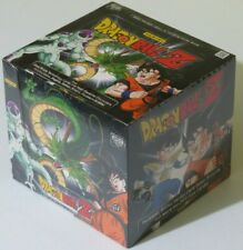 Dragon Ball Z Panini : Premier Set 1 Starter Deck Box 10 Decks Sealed DBZ TCG