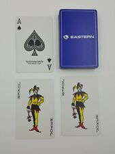 Collectible Playing Cards Eastern Air Lines Bridge Size