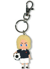**License** Hetalia PVC Keychain SD France #5011
