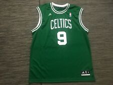 adidas Men's XL NBA Boston Celtics Rajon Rondo #9 Basketball Jersey Green/White