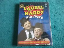 Laurel And Hardy - Kid Speed (DVD, 2008) new freepost