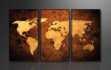 Bilder auf Leinwand Welt 160cm XXL 1162 neu Alle Wandbilder fertig gerahmt