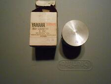 NOS Yamaha Piston .25 1980 YZ125 3R3-11635-00
