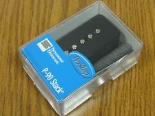 NEW Seymour Duncan STK-P1b Stack P-90 PICKUP Bridge Black Soapbar
