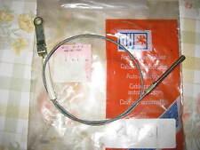 NISSAN CHERRY 100 A 120 A & F-11 (1971-77) - Avant le câble de frein à main-BC831