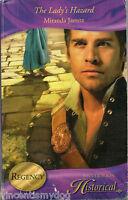 The Lady's Hazard by Miranda Jarrett (Mills & Boon Historical paperback, 2007)