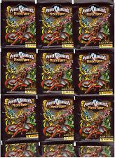 Power rangers mythique force//25 pochettes Autocollant//OVP//panini