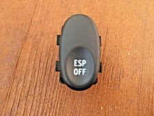 Smart Roadster 452 ESP on/off  Switch with No wear on the  button