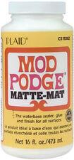 Mod Podge CS11302 16 Oz Glue - Matte Finish