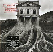 BON JOVI THIS HOUSE IS NOT FOR SALE VINILE LP GATEFOLD NUOVO SIGILLATO
