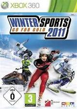 Xbox 360 rtl winter sports 2011go for gold très bon état
