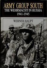 Army Group South: The Wehrmacht in Russia 1941-1945 (Schiffer Military History)