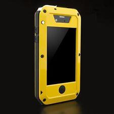 Waterproof Shockproof Aluminum Gorilla Metal Cover Case For Apple iPhone 4/4S