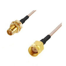 15CM RF Antenna Extension Cable SMA Male To Female RG316 Adapter Wi-Fi Router