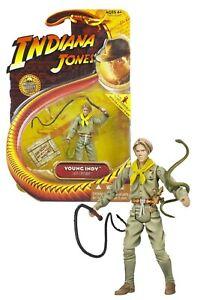 NEW 2008 Young Indiana Jones 3 3/4 Action Figure by Hasbro