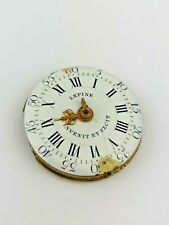 Historically Important Early Lépine Virgule Escapement Pocket Watch Movement