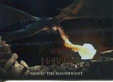 Hobbit Battle Of 5 Armies Foil Base Card #03 Smaug the Magnificent